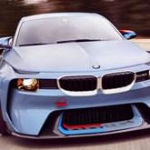 BMW 2002 Hommage celebra 50 anos de modelo icónico