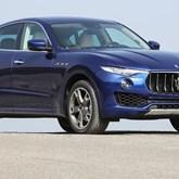 Levante é aposta Maserati