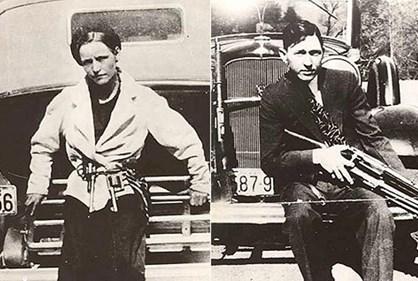 23 de Maio de 1934: Morreram Bonnie & Clyde ao volante de um Ford V8