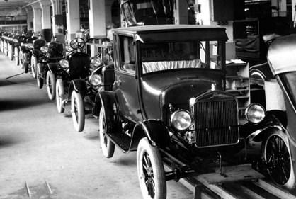 25 de Maio de 1927: Adeus ao Ford T, viva o Ford A
