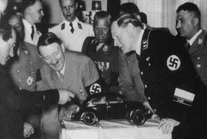 28 de Maio de 1937: as origens da VW