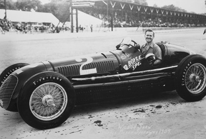 30 de Maio de 1939: Maserati venceu Indianápolis