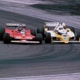 HOJE HÁ 37 ANOS: Jabouille GP Dijon, vitória turbo
