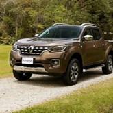 Renault estreia pick-up ALASKAN