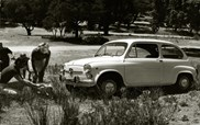 27 de Junho de 1957: o primeiro SEAT 600