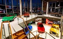 Lamborghini abre novo Museu