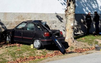 Mortes nas estradas europeias aumentaram 1,3%