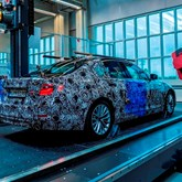 """BMW deixa """"escapar"""" imagens do novo Série 5"""