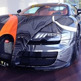 Bugatti Veyron Super Sport à venda por 2,9 milhões