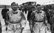 24 de Julho de 1938: GP da Alemanha - Inglês aplaudido pelos nazis