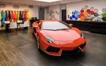 Lamborghini abre novo estúdio de personalização