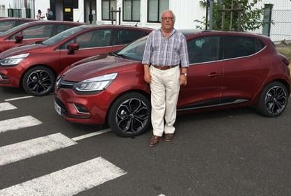 Já guiámos o novo Renault Clio