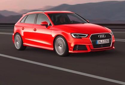Novos Audi A3 já chegaram