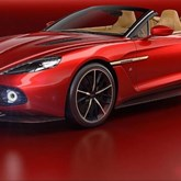 Só haverá 99 Aston Martin Vanquish Volante Zagato.