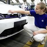 Quanto pagou a VW para pôr as fábricas a trabalhar?