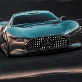 Hiper Mercedes AMG de 1000 cv é prenda em 2017