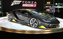 Lamborghini Centenario contra todos no Forza Horizon 3