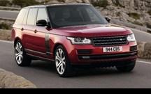 Novo Range Rover SVAutobiography