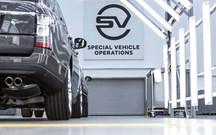 SVO: a fábrica de sonhos do Grupo Jaguar/Land Rover