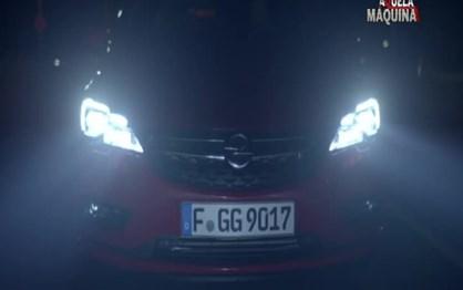 Sistema Intellilux da Opel aumenta a segurança