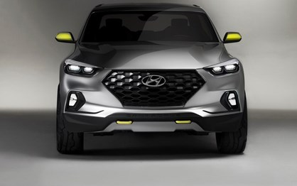 Pick Up Hyundai tem luz verde