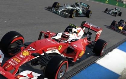 Videojogos: F1 2016 já está disponível!