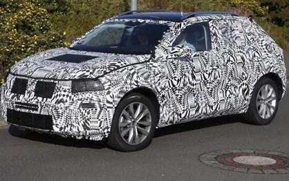 Novo VW Polo em 2017
