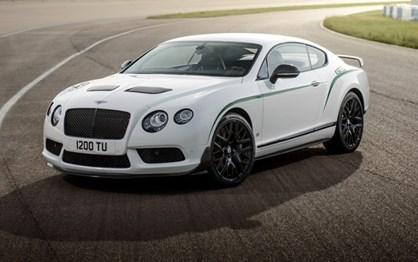 Bentley Continental GT3-R: da pista à estrada