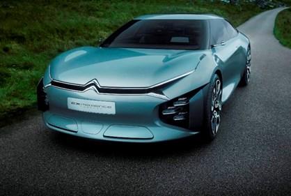 Citroën mostra concept CXperience que levará a Paris