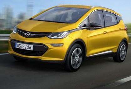 Opel evoluiu mobilidade eléctrica com Ampera-e