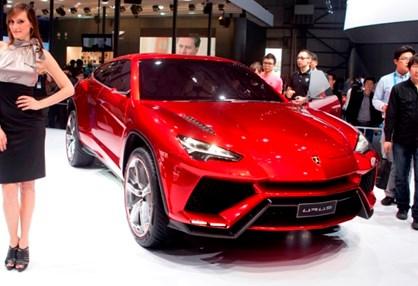 SUV duplicará vendas da Lamborghini!