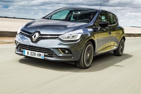 Novo Renault Clio está a chegar