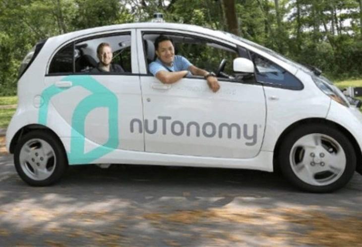 Primeiro táxi autónomo já circula em Singapura