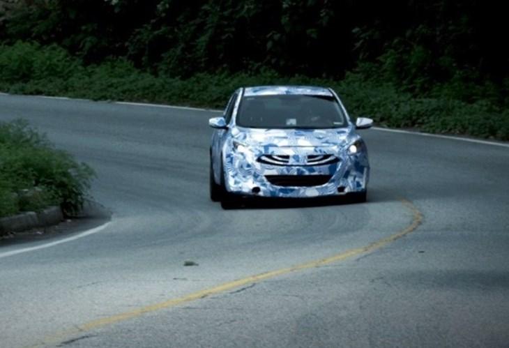 Hyundai i30 N levado ao limite