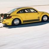 Um VW Carocha a mais de 328 km/h!