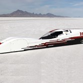 Honda atinge 431 km/h com motor de 660cc