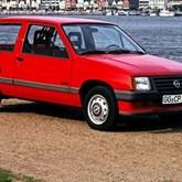 HOJE HÁ 34 ANOS: O primeiro Opel Corsa