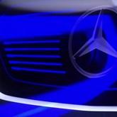 Mercedes levanta o véu antes de Paris