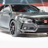 Type R de 310 cv afirma imagem dos novos Civic