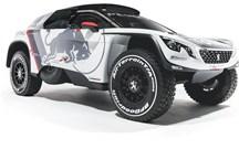 3008 DKR é o novo Peugeot para vencer o Dakar!