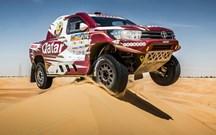 Dakar: Toyota aposta numa Hilux-Buggy
