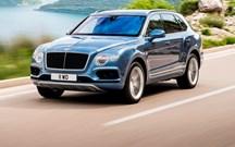 Bentley Bentayga: o mais rápido SUV Diesel do Mundo!
