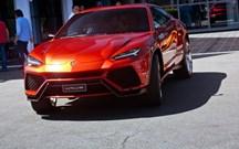 """Lamborghini Urus feito para… """"surfar"""" nas dunas!"""