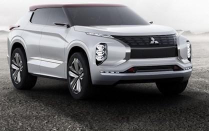 Novo Mitsubishi GT-PHEV Concept estará em Paris