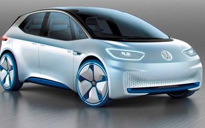 VW desvenda concept eléctrico antes da estreia em Paris