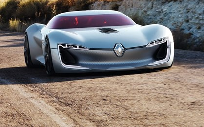 Renault Trezor: marca francesa mostra o seu… tesouro