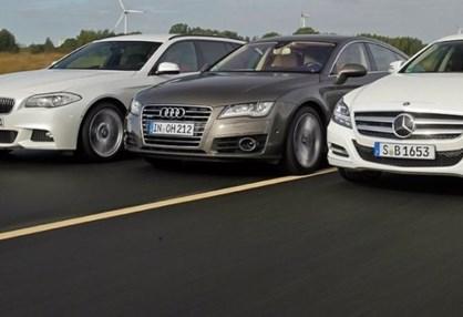 Audi, BMW e Mercedes vão partilhar dados!