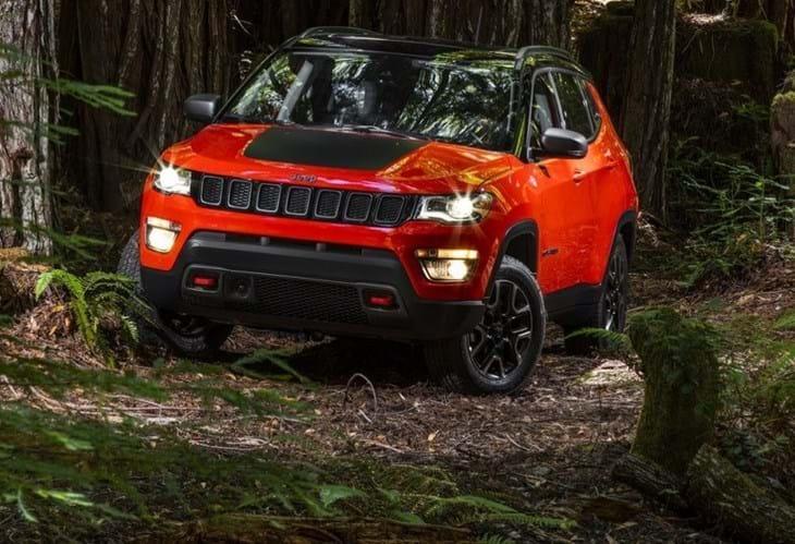 Conheça o novo Jeep Compass, um pequeno… Grand Cherokee