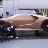 Ford usa 90 toneladas de argila por ano
