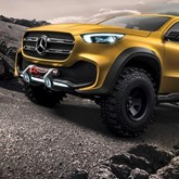 "Mercedes antecipou ""pick-up"". a dobrar!"
